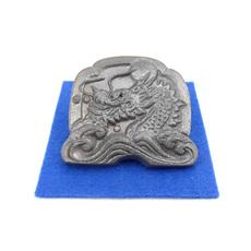 4㎝ミニ鬼瓦(4cmミニ鬼瓦(龍))