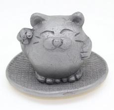 新商品(招き猫(台付き))