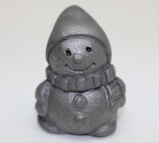 人形シリーズ(雪だるま)