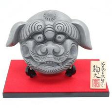 獅子・狛犬(13㎝狛犬 )